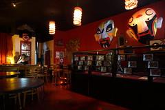 Lost.............in Chinatown (LaTur) Tags: bar hawaii pub chinatown noir jazz honolulu thedragonupstairs