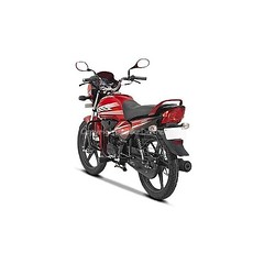 Hero Motocorp Splendor Nxg Kick Alloy ( rear-cross-side-view ) (girnar1) Tags: bike kick hero alloy splendor nxg motocorp rearcrosssideview
