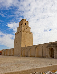 172R1132 (H Sinica) Tags: tunisia mosque kairouan grandmosque