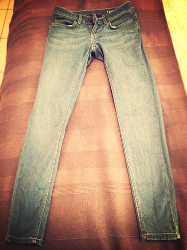 26 mai: found my jeans!