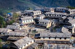 Ghandruk, Nepal (Andrew Taylor Photography) Tags: nepal mountains architecture village subject himalayas gurung annapurnasanctuarytrek ghandruk annapurnabasecamptrek annapurnahimal gandakizone annapurnahimalaya annapurnaconservationarea