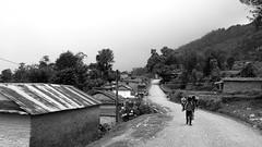 Sarangkot, Nepal (yeah.boracay2013) Tags: nepal trekking fujifilm sarangkot xpro1 samsungs4