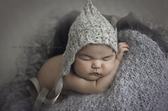 Little Miss Isabelle (Didenze) Tags: portrait infant child babygirl newborn babyportrait newbornphotography didenze