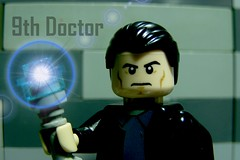 The 9th Doctor (FinalShotFilms) Tags: lego time who sonic master doctor bbc tardis studios screwdriver moc jakeanimation