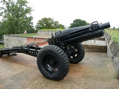 "US 75mm M1A1 Pack Howitzer  (1) • <a style=""font-size:0.8em;"" href=""http://www.flickr.com/photos/81723459@N04/9275326905/"" target=""_blank"">View on Flickr</a>"