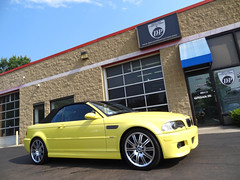 YM31 (drivenperfection) Tags: yellow boston exterior interior convertible carwash german bmw weymouth rare southshore sportscar autodetailing dakaryellow drivenperfection