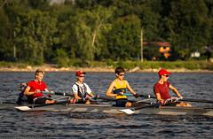 4+ (Rowing_shooter) Tags: club river ottawa rowing regatta henley preparation 2013