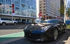 Ferrari F12 Berlinetta (Twang Photography) Tags: cars automobile sydney ferrari newsouthwales nero stallion exotics d800 exoticcars f12 berlinetta scuderiaferrari worldcars nikond800 f12berlinetta