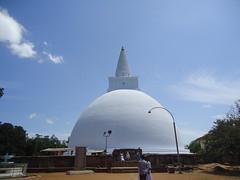 Anuradapura pagoda (sri lanka hill country tours) Tags: anuradapura pagodabysrilankahillcountrytours
