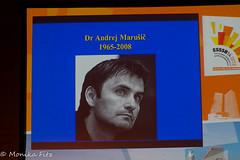 """Od leta 2010 naprej se na konferenci ESSSB podeljujejo nagrade, poimenovane po pokojnemu prof. Andreju Marušiču, za katere se potegujejo inovativni mladi raziskovalci • <a style=""""font-size:0.8em;"""" href=""""http://www.flickr.com/photos/102235479@N03/9823804505/"""" target=""""_blank"""">View on Flickr</a>"""