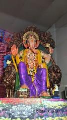 Khetwadi Galli No. 8 (Chirag Sagar - Indian Rail Road) Tags: road ganesha no grant 8 lord mumbai galli ganpati 2013 khetwadi flickrandroidapp:filter=none