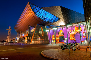 Lowry Theatre - Manchester