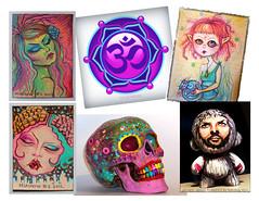 Mary Nason MIASNOW RL Art 2 (MiaSnow) Tags: art design colorful artist designer mary bold nason miasnow