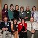 """<b>1973 #3</b><br/> Front Row: Paul Torgerson, Becca (Larson) Torgerson, Susan (Bezdek) Meinert, Mike Meinert. Back Row: Diane (Butterfield) Caucutt, Eileen Hanneman, Candace Berge, Pam (Kerling) Boland, Cathy (Ewings) Wright, Janet (Purmort) Tollund. <a href=""""http://farm4.static.flickr.com/3832/10440372785_676e2dfc6d_o.jpg"""" title=""""High res"""">∝</a>"""