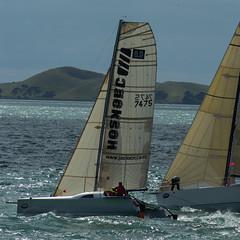 Coastal Classic 2013 (Andym5855) Tags: classic race yacht auckland coastal catamaran modified yachts 85 multihull gbe