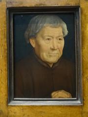 The Met Memling portrait of old man (jimforest) Tags: themet metroplitanmuseumofart