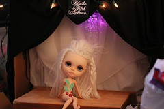 Blythe Fifth Avenue ... Runway Show ... Behind the Scenes ...