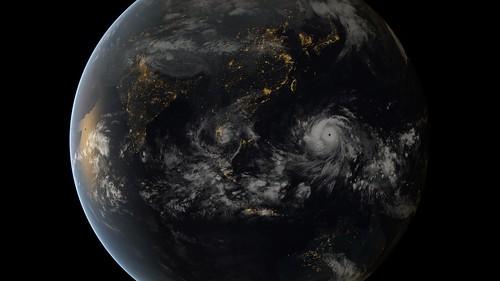 Typhoon Haiyan by NASA Goddard Photo and Video, on Flickr