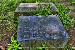 Shields (Immortal Dreams) Tags: white cemetery graveyard lady forest illinois moss pond woods grove madonna headstone father ghost lagoon haunted bachelor dreams turnpike fulton immortal preserve vandals bachelors mendenhall capone rubio midlothian batchelor foskett bacheldor