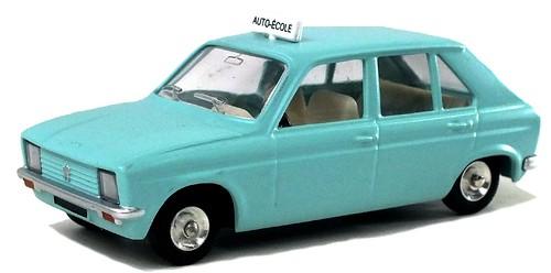 Miniluxe Peugeot 104 Ecole