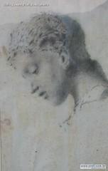 Giulio Cesare Prati Busto matita