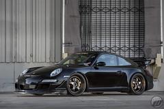 Porsche 997 on WORK Meister S1 (WORK Wheels Japan) Tags: work 911 porsche s1 997 meister workwheels