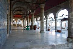 Sinan, Rüstem Paşa Mosque, exterior