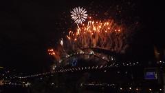 2014 NYE Sydney Fire Works (Luay1985) Tags: ocean festival fireworks nye sydney australia celebration nsw newsouthwales aussie operahouse syd harbourbridge newyeareve 2014 2013 ozi