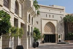 Madinat Jumeirah (CruisAir) Tags: architecture palms hotel dubai landscaping uae canals palmtrees souk unitedarabemirates jumeirah madinat madinatjumeirah cruisair httpswwwjumeirahcomenhotelsresortsdubaimadinatjumeirah