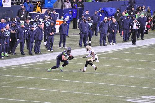 2013 Seahawks vs. Saints Divisional game