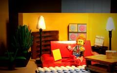 "The Lego movie: ""when you scrape the barrel..."" (Legoagogo) Tags: lord business chichester moc legoagogo thelegomovie"
