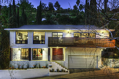 01 Front Exterior Twilight (Nick  Carlson) Tags: california architecture real losangeles estate hollywood nickcarlson truelifeimages