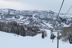 Snowmass mountains