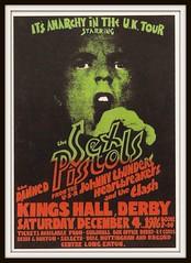 Sex Pistols 0012 (PostCardScan) Tags: punk postcard punkrock pil sidvicious anarchyintheuk stevejones holidaysinthesun johnnyrotten nancyspungen thesexpistols paulcook publicimageltd postcardscan johnlyndon