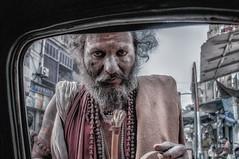 INDIA6305/ (Glenn Losack, M.D.) Tags: street people india portraits photography asia delhi muslim islam poor photojournalism buddhism impoverished flip flops local hindu scenics handicapped deformed beggars streetphotographer sadhus glennlosack losack glosack dahlits