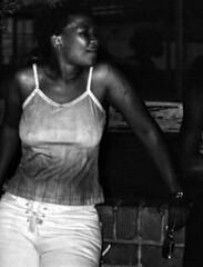 Port Elizabeth Ladies B&W Jan 1999 010 (photographer695) Tags: ladies bw port elizabeth jan 1999