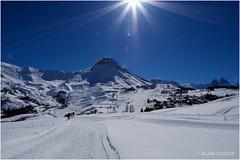Matinée de ski de fond en famille