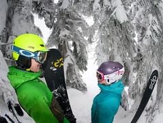 Rio Roe March 16 2014     -2 (Pat Mulrooney) Tags: snow canada whistler britishcolumbia danielle powder brett g3 sled squamish snowmobile skitouring coastmountains arcteryx chancecreek backcountrysnowboarding roecreek g3skins patmulrooneyphotography skidoosummitrevxm g3blacksheepcarbon