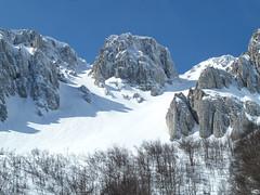 Scialpinismo Sirente - Valle Lupara e Neviera