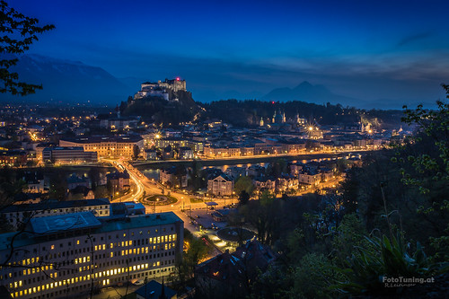 Salzburg City @ NiGht