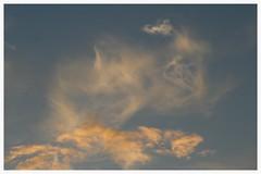 Complex sunset cloudscape (Zelda Wynn) Tags: sunset weather clouds cloudscape cirrus troposphere newlynn zeldawynnphotography