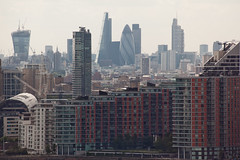 From the Thames cable car (Gary Kinsman) Tags: london tower skyline skyscraper cityscape view zoom telephoto highrise vista docklands gherkin 30stmaryaxe tower42 eastlondon 2014 e16 blackwall emiratesairline canon70300mm 20fenchurchstreet newprovidencewharf 122leadenhallstreet 1westindiaquay herontower leadenhallbuilding canoneos5dmarkii canon5dmkii thamescablecar