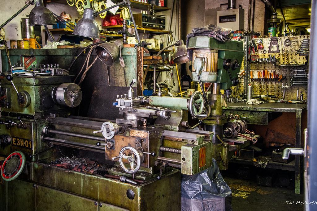 teds machine shop