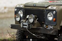 Bobber Garage Land Rover Defender -  Sam Dobbins 2015 - 1104 (Sam Dobbins) Tags: offroad 4x4 backcountry liechtenstein landrover defender recaro landroverdefender viair morethanmore morethanmoreusa wwwmorethanmorecom iamsamdobbins bobbergarage reiniservello bobbergaragedefender