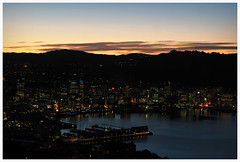 Wellington (whitebear100) Tags: skyline harbour nz wellington northisland
