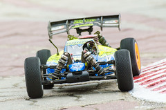 RC94 Masters Kyosho 2015 - Double-Gauche #1-56 (phillecar) Tags: scale race training remote nitro masters remotecontrol 18 buggy bls rc kyosho 2015 brushless truggy rc94