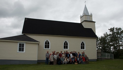 """The trip to the oldest Polish Parish in Alberta - Kraków, Alberta • <a style=""""font-size:0.8em;"""" href=""""http://www.flickr.com/photos/126655942@N03/19268255859/"""" target=""""_blank"""">View on Flickr</a>"""