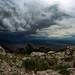 Sandia Crest Storm Watching