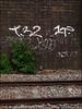 T32 / 1T (Alex Ellison) Tags: urban graffiti boobs tag railway graff 32 trackside northlondon neka opd t32 1t nekah neks temp32