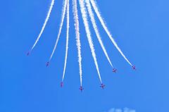 Red Arrows (digithill) Tags: hawk airshow museumofflight redarrows aerobatics worldsbest eastfortune scottishairshow scottishairshow2015